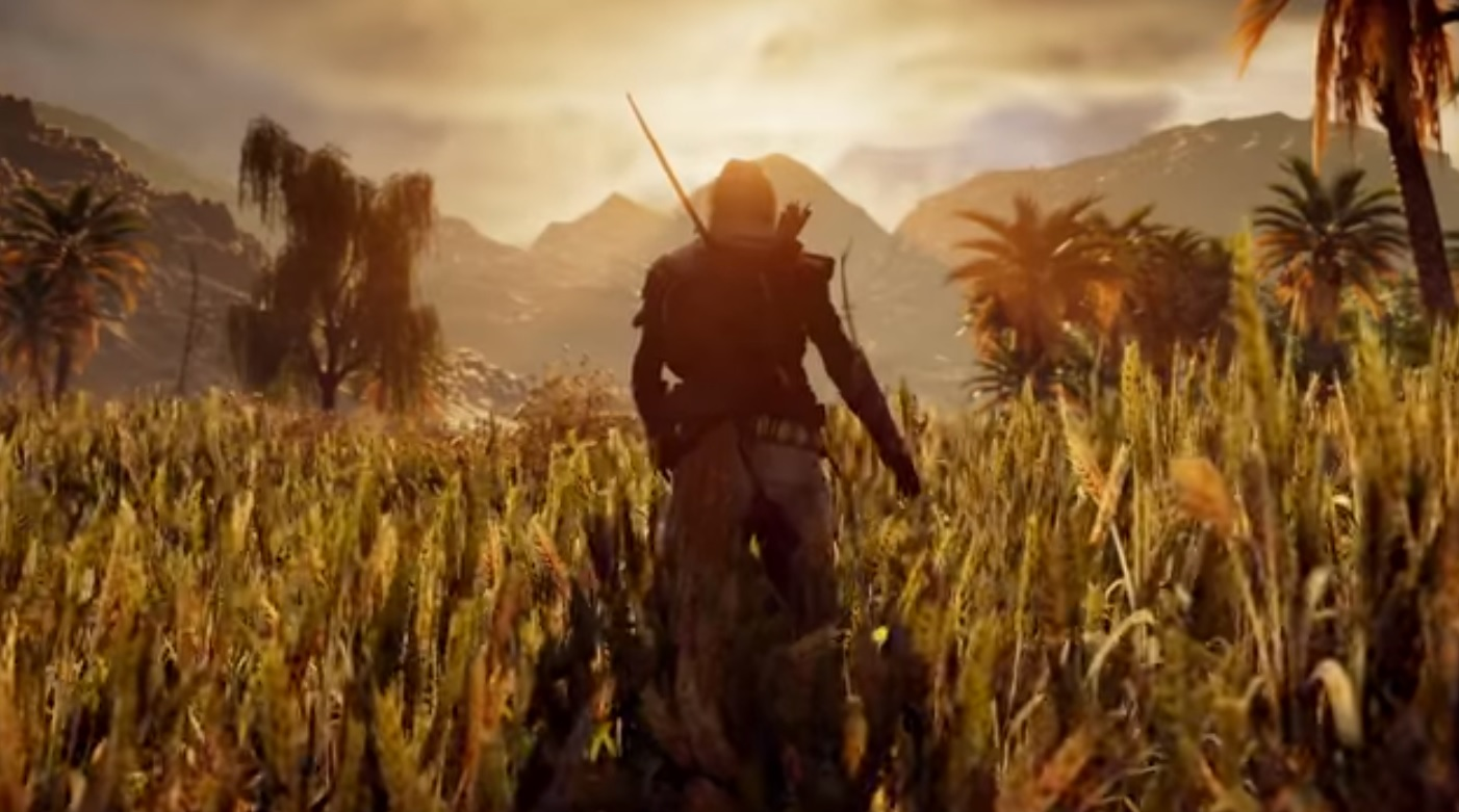 Assassin's Creed Origins : Bande Annonce