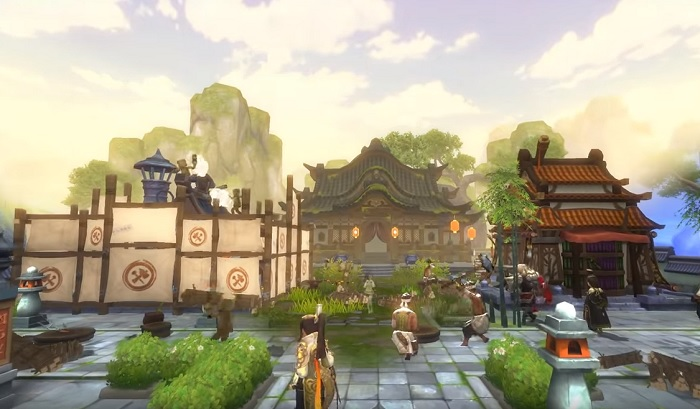 Blade and Soul S : Bande annonce