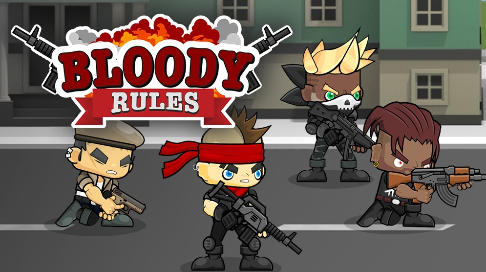 Bloody Rules: le jeu made in france en bêta ouverte