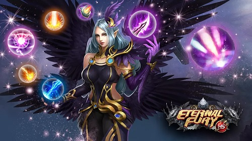 Eternal Fury html5
