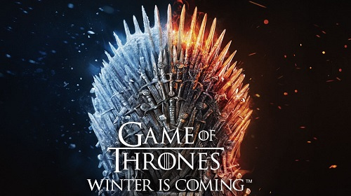 Game of Thrones : Winter is Coming