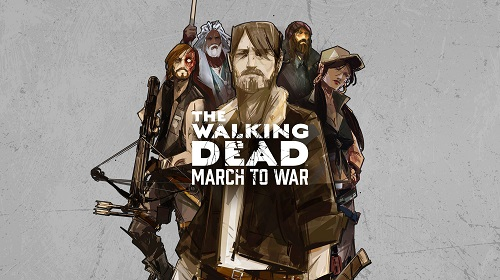 The Wakling Dead March To War
