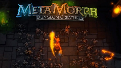 MetaMorph: Dungeon Creatures