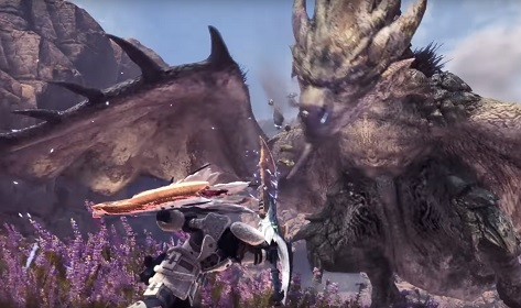 Monster Hunter: World : Nouvelle bande annonce