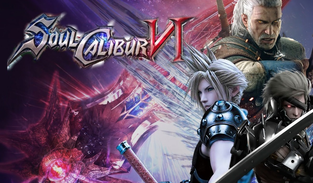 Geralt (The Witcher) sera dans Soul Calibur 6