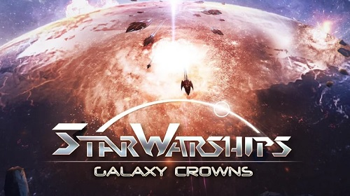 Star Warships: Galaxy Crowns